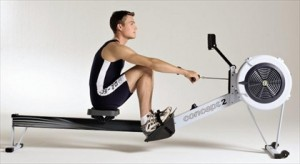 allenamento anaerobico e indoor rowing