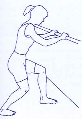 stretching per il runner