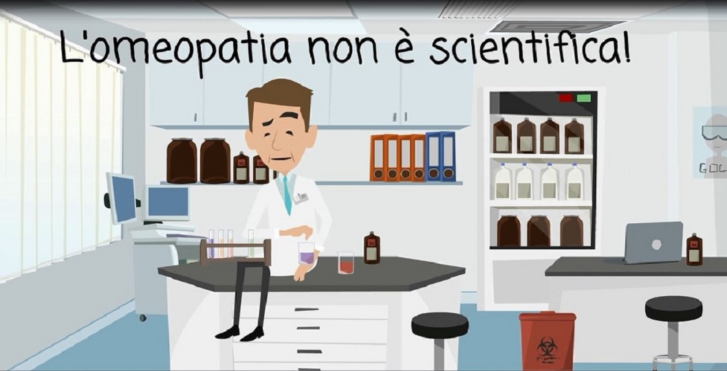 Video - Omeopatia e scienza
