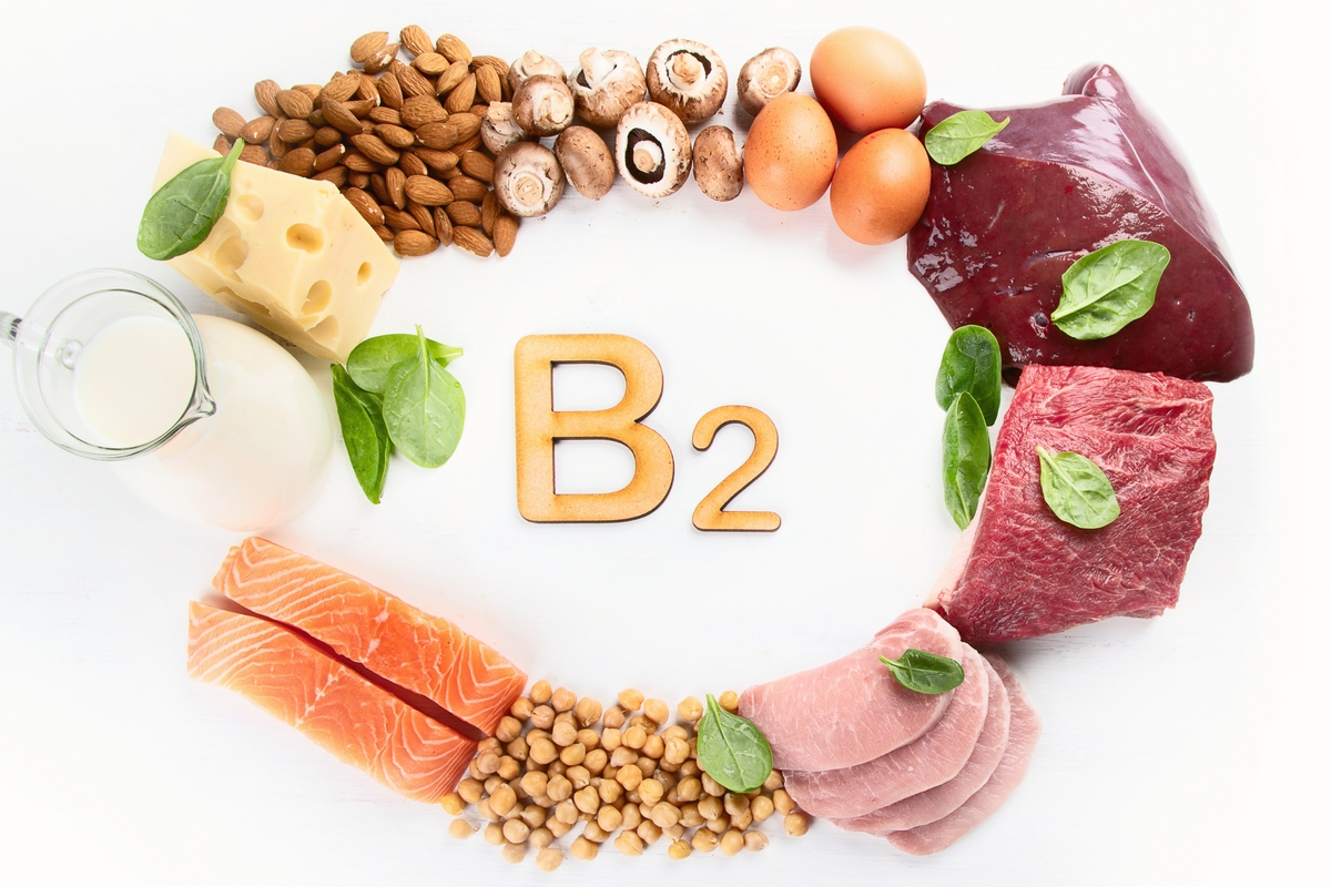 Vitamina b2 - A cosa serve - Dove si trova