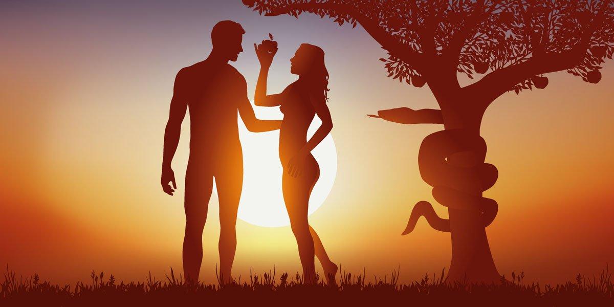barzellette corte - Adamo ed Eva