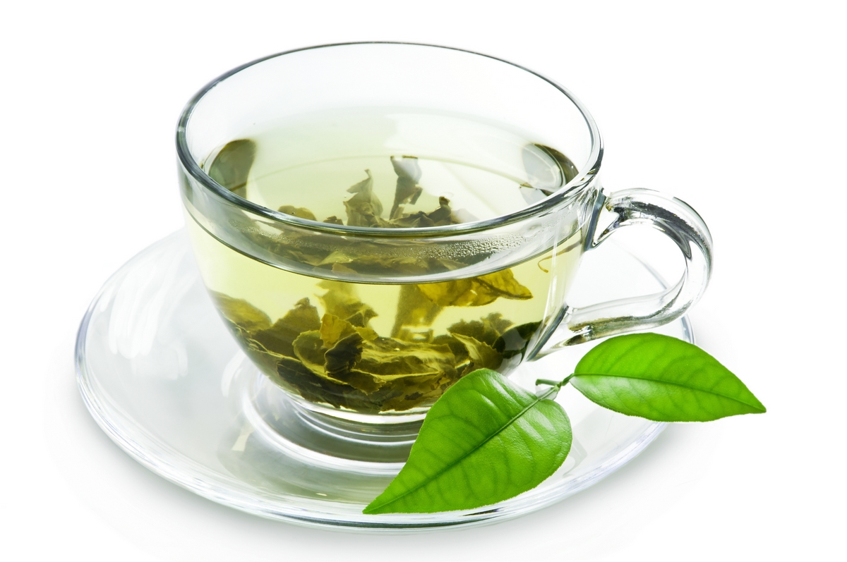 Tè verde - Cupper tea