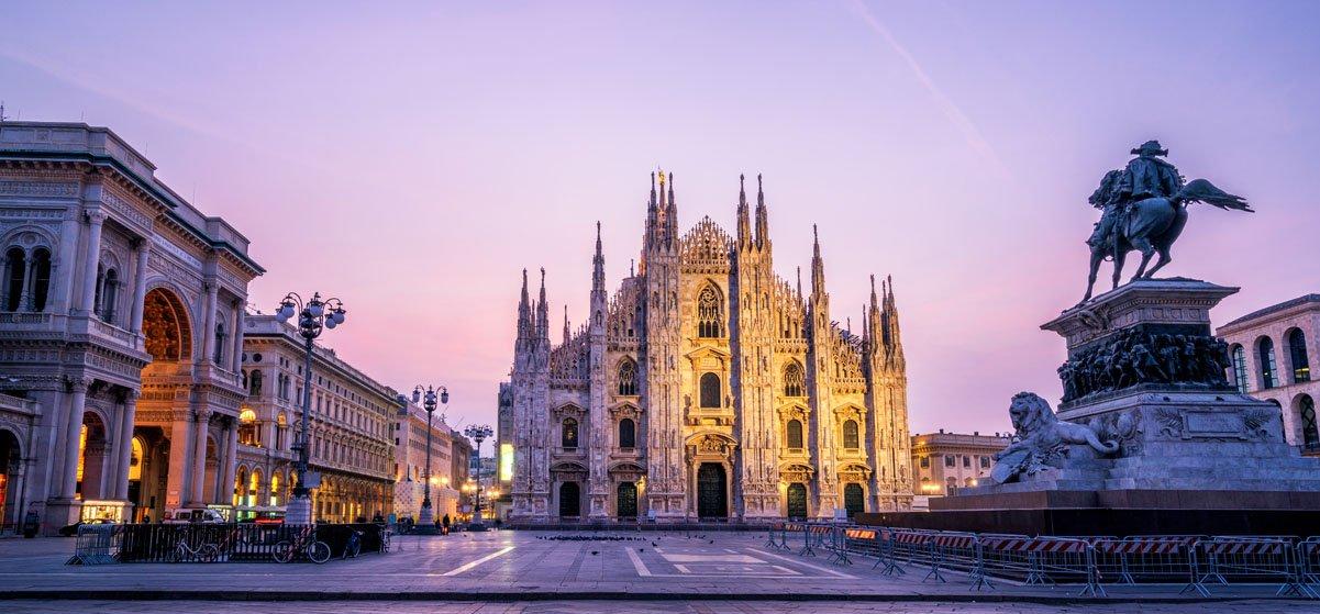 barzellette lunghe il duomo di Milano