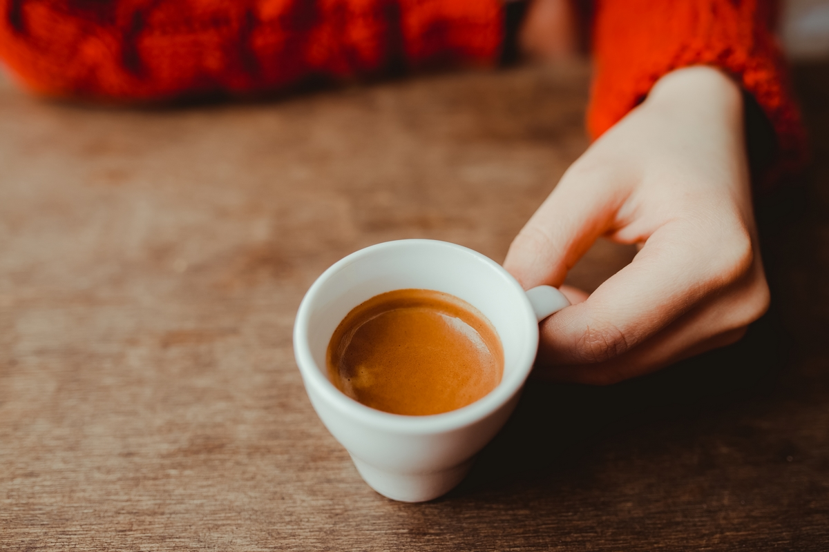colazione con caffè