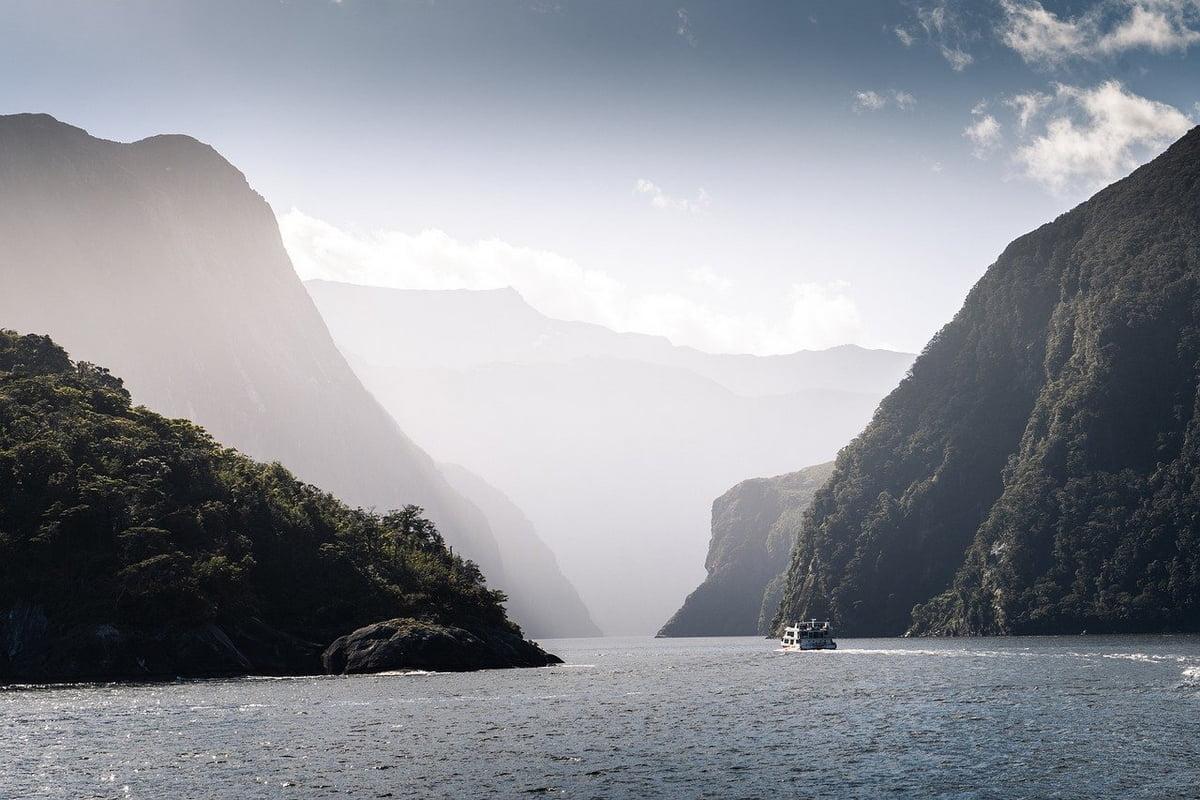 Alcuni dei più bei parchi nazionali dell'Oceania